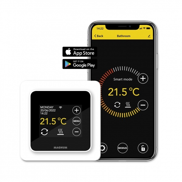 Slimme WiFi thermostaat | MAGNUM