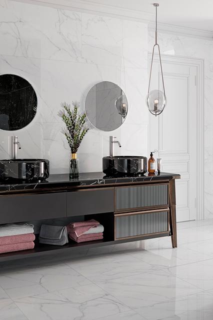 Marbles Lincoln White I Douglas & Jones