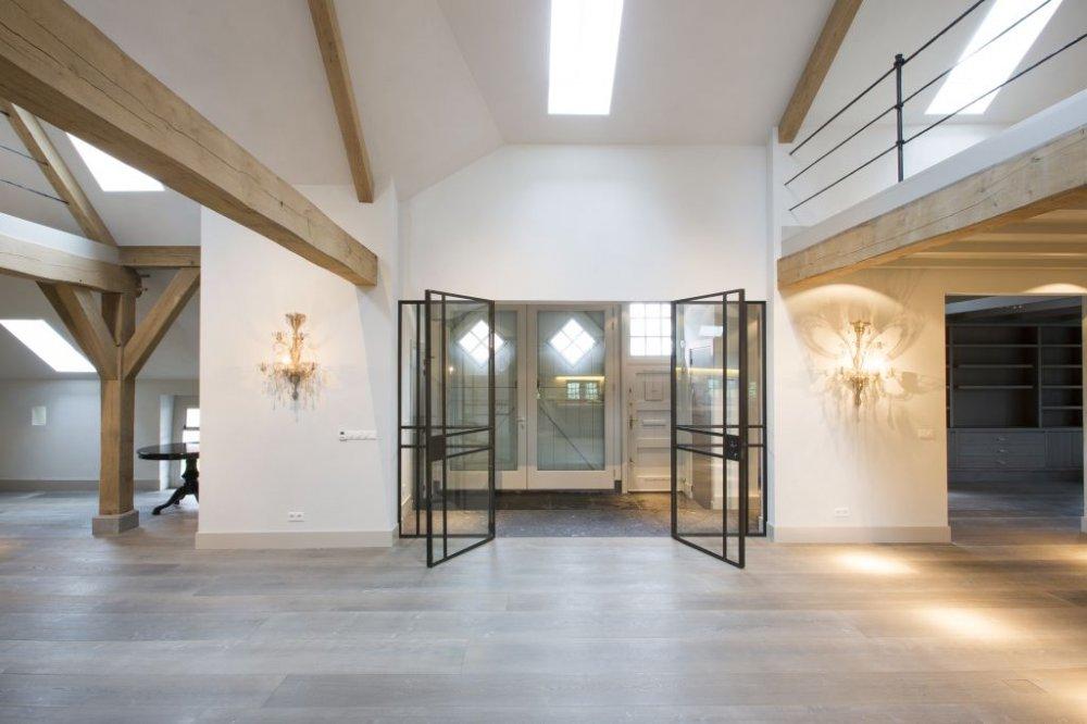 Witte Keuken Houten Vloer : Martijn de wit vloeren white wash houten vloeren product in