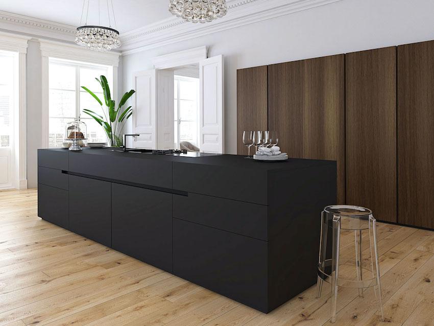 Moderne maatwerk keukens | Martin Zoon Interior Design