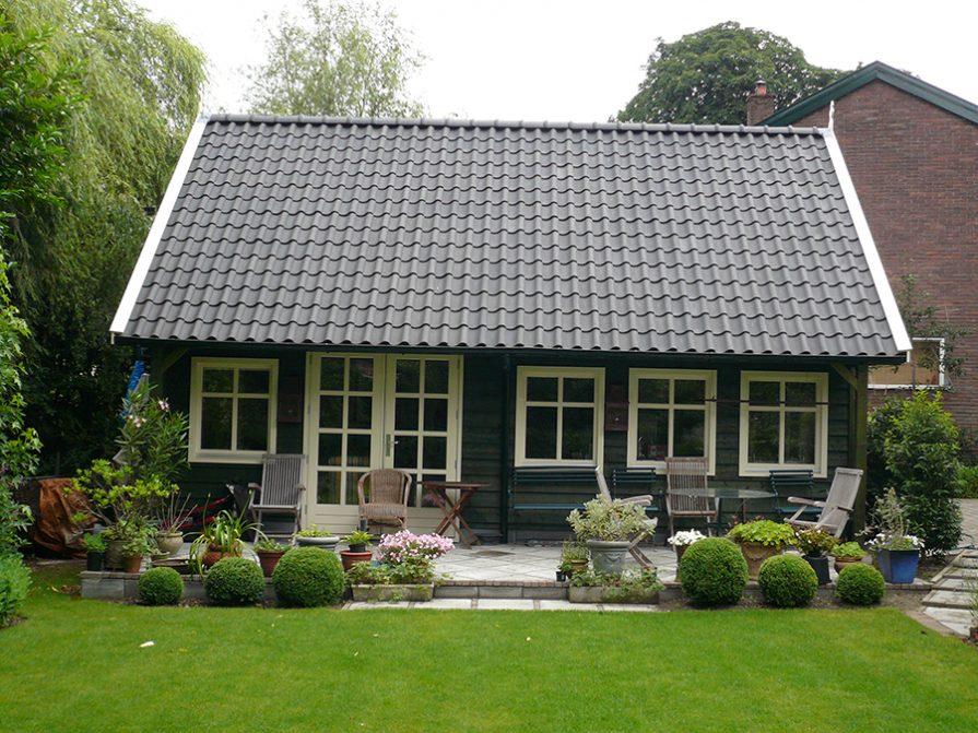 Houten praktijkruimte | MG Houtbouw