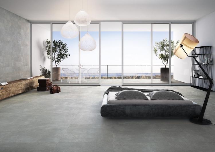 Trendy betonlook vloer | Michel Oprey & Beisterveld