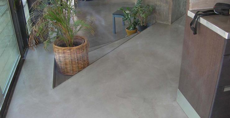 DC Design Beton - Microcement vloeren