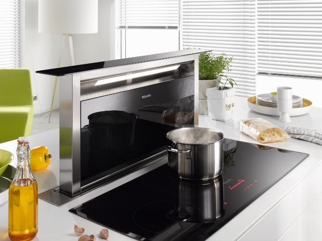 miele downdraft afzuigkap da 6890 product in beeld startpagina voor keuken idee n uw. Black Bedroom Furniture Sets. Home Design Ideas