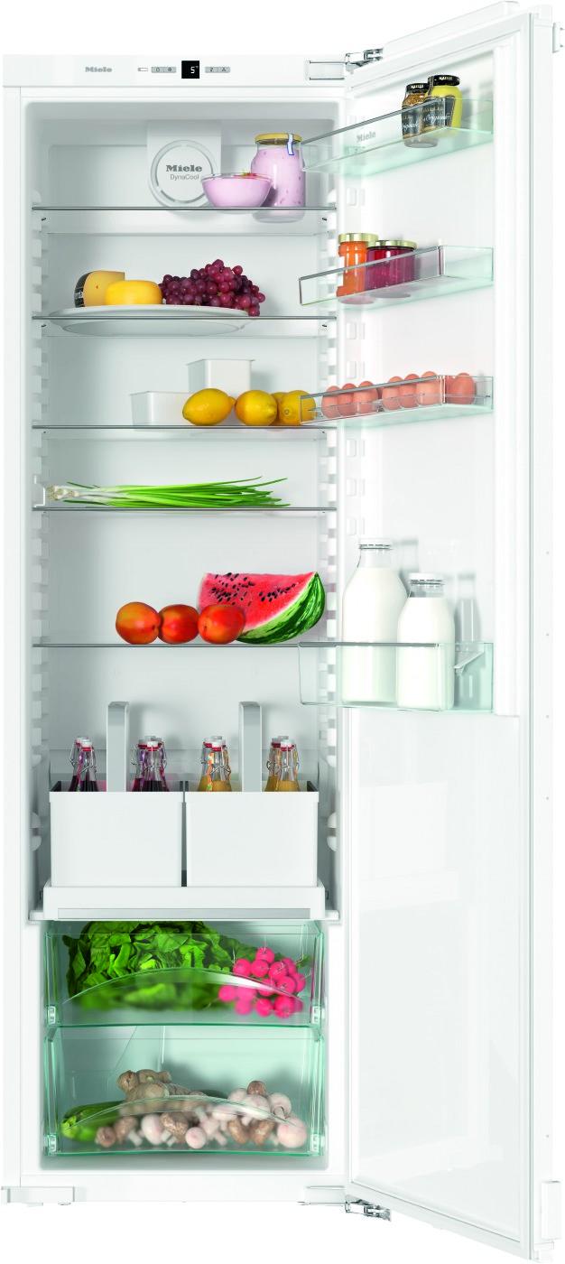 Miele koelkast met flessenhouders