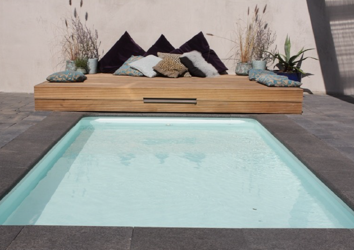 MiniPool Thermostar zwembad