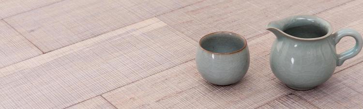 Bamboe vloer voor intensief gebruik