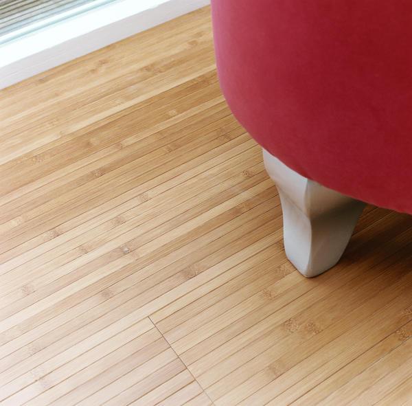 Natuurlijke bamboe vloer | MOSO Bamboe