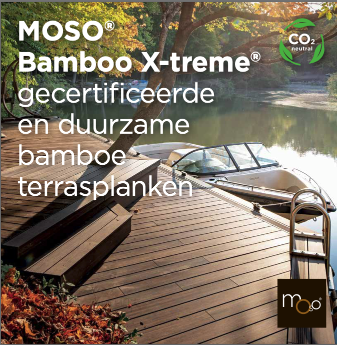 MOSO Bamboe terrasplanken   Brochure