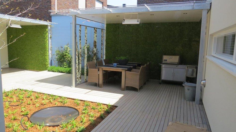Muur Ideeen Tuin : Moswanden in de tuin product in beeld startpagina voor interieur