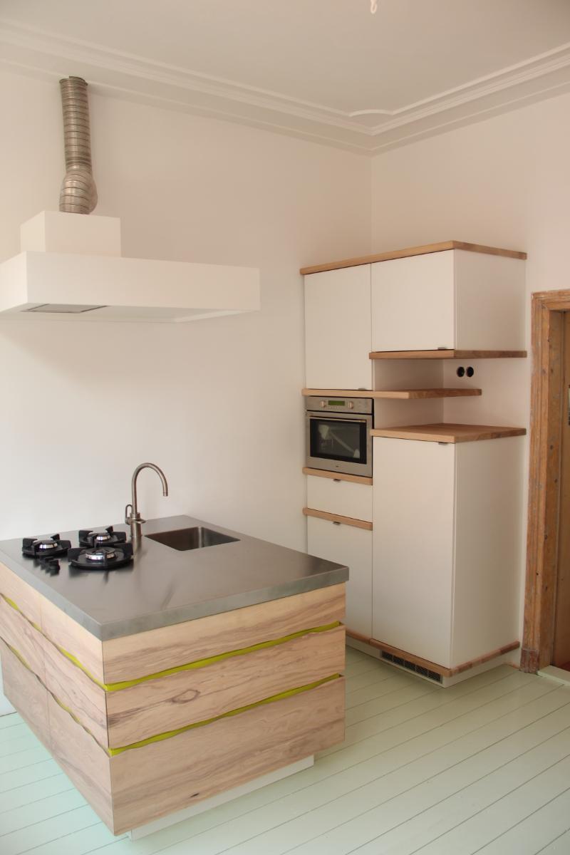 Beton Keuken.Nl : Moderne houten keukens met wit keukenblad – Nieuws Startpagina voor