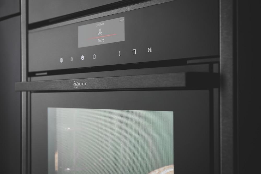 NEFF Graphite Grey ovens
