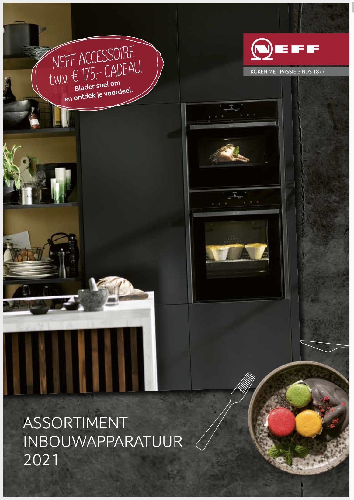 NEFF inbouwapparatuur | Brochure