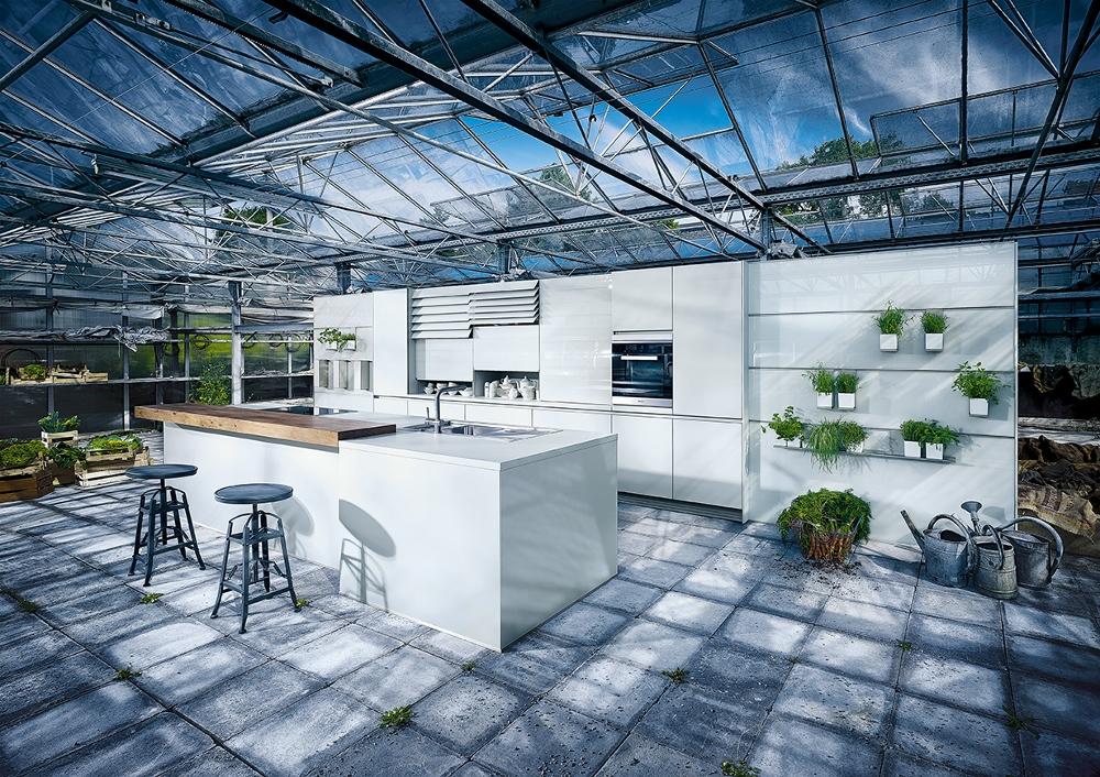 Witte Hoogglans Keuken Met Taupe Muur : Toverstokken on Pinterest