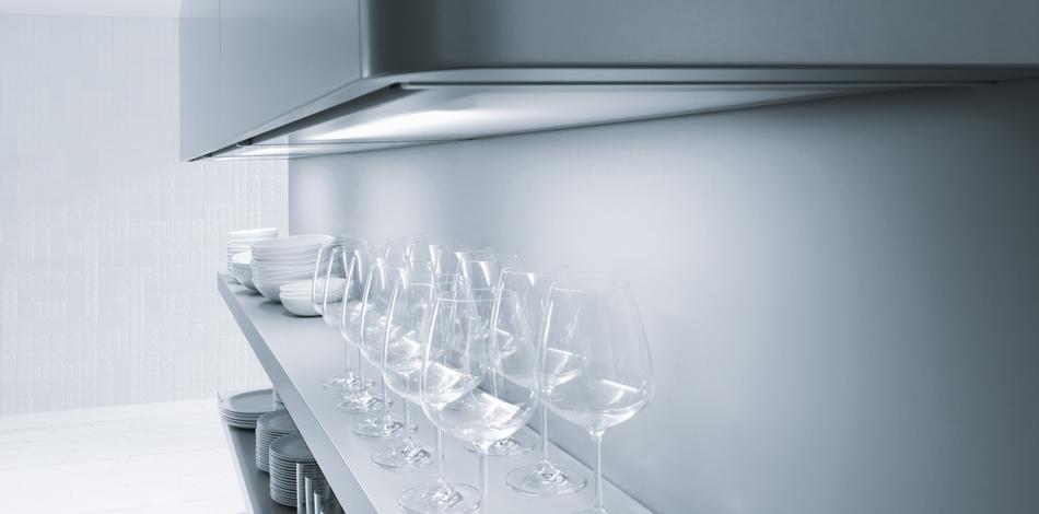 next125 keuken verlichting