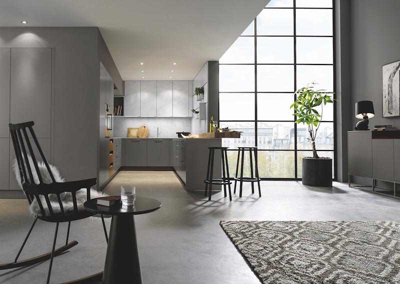Appartementkeuken | next125