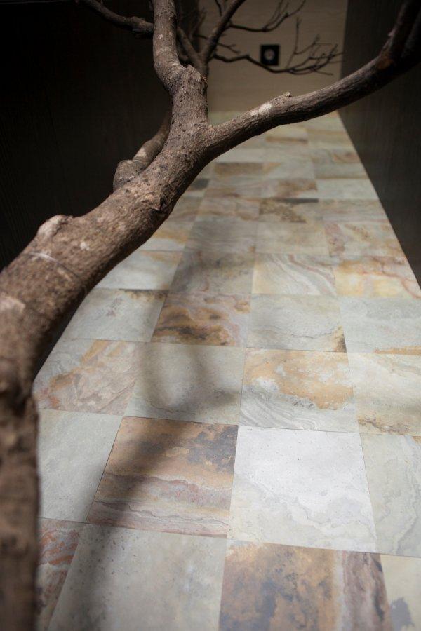 Nibo Stone Flexibel Natuursteen voor vloeren en wandbekleding
