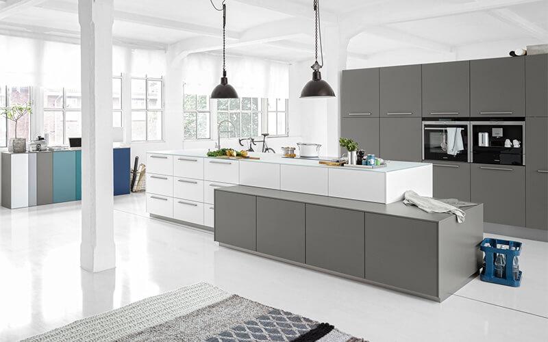 Nolte Keukens Catalogus : Nolte keukens kookeiland: keukens met een kookeiland. inspiratie! uw