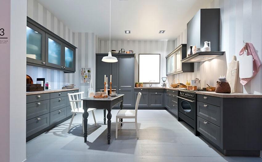 Nolte Küchen Center No 1 landelijke keukens Product in