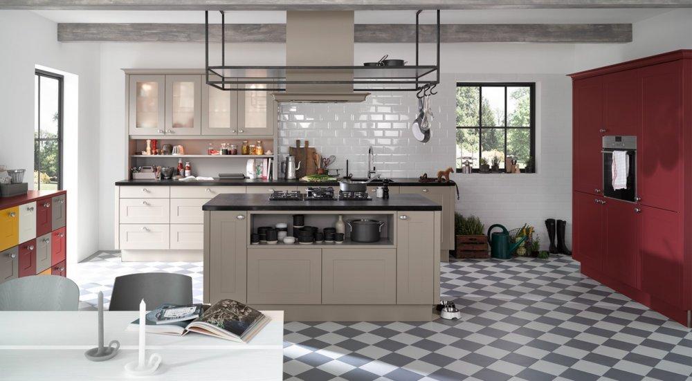 Nolte landelijke keukens via Plieger