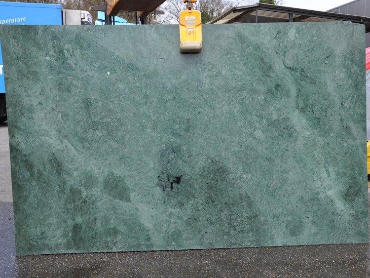 Groene marmeren vloer | Norvold
