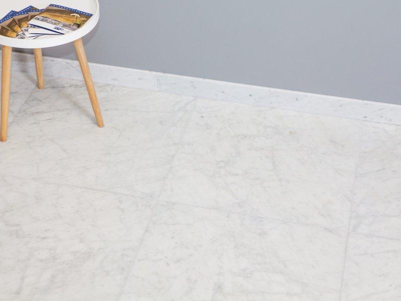 Marmeren vloer in de badkamer - Product in beeld - Startpagina voor ...