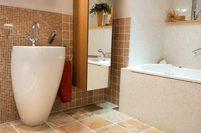 Natuursteen voor de badkamer | Norvold