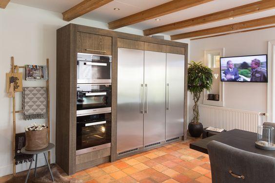 Nostalgische robuuste boeren tieleman keuken product in beeld startpagina voor keuken idee n - Land keuken model ...