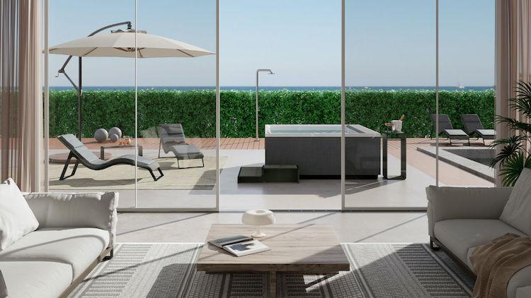 Divina Outdoor Spa | Novellini