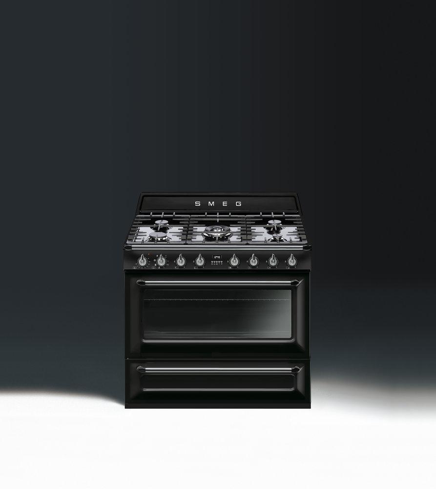 smeg tradizionale fornuis tr90 product in beeld startpagina voor keuken idee n uw. Black Bedroom Furniture Sets. Home Design Ideas