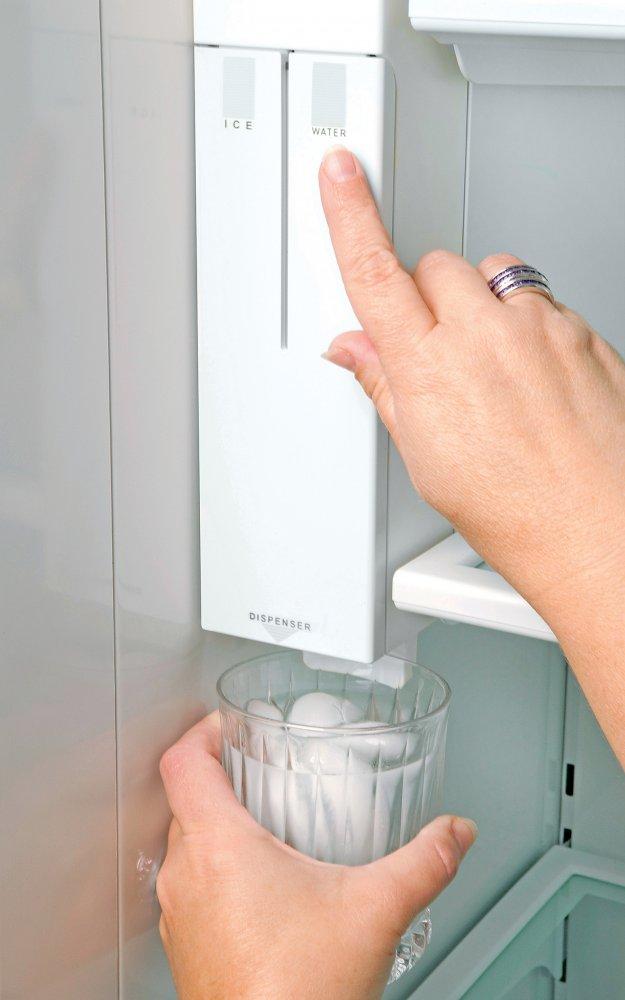 Inbouw Ijs En Water Automaten Sub Zero Product In Beeld