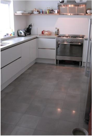 Grijze Keuken Tegels : Castelo 30×30 tegels – Product in beeld – Startpagina voor