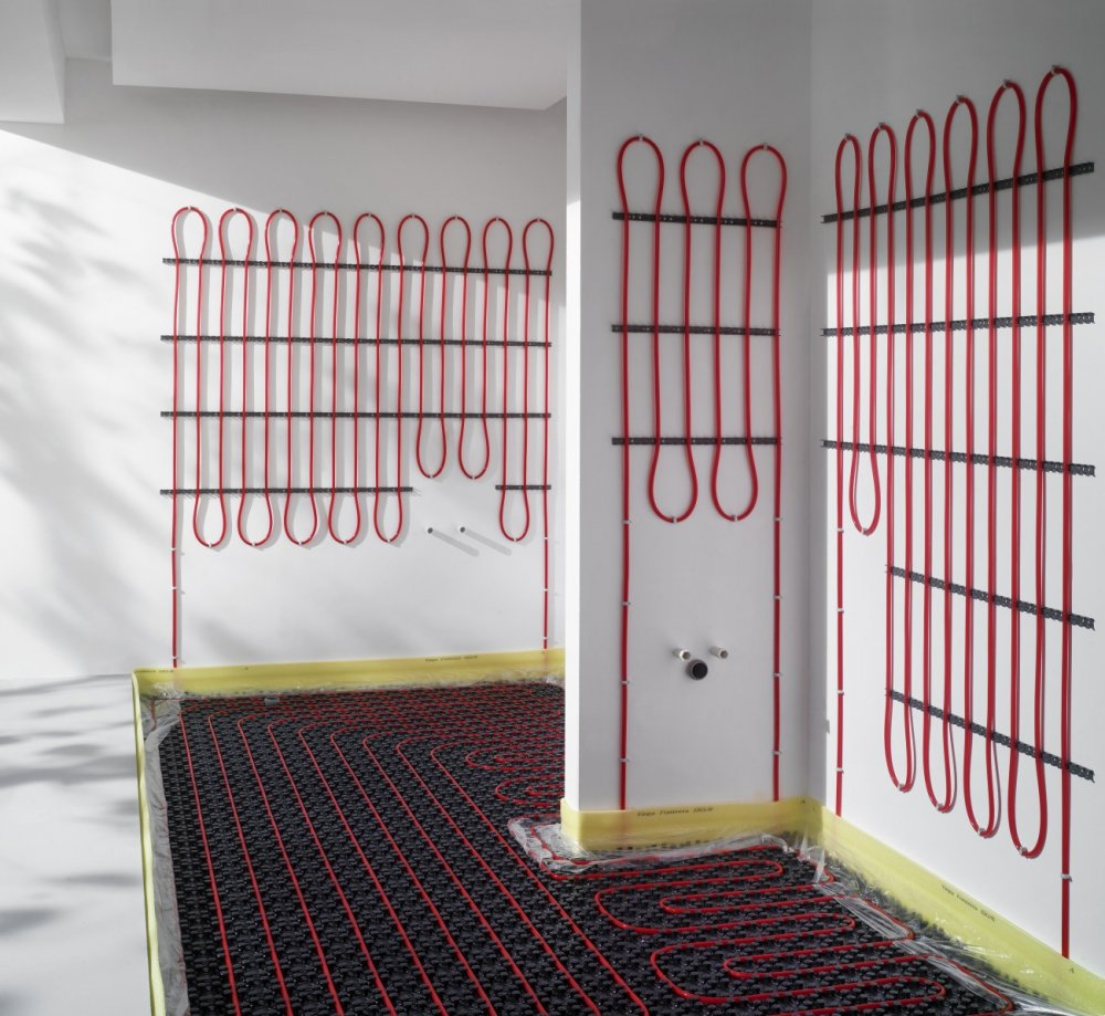 Viega wandverwarming - Product in beeld - Startpagina voor badkamer ...