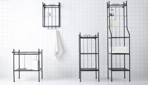 Badkamer Spiegelkast ~ Ikea R?NNSK?R opbergserie