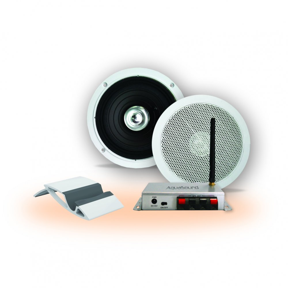 AquaSound Bluetooth Badkamer Radio BMC50Easy - Product in beeld ...