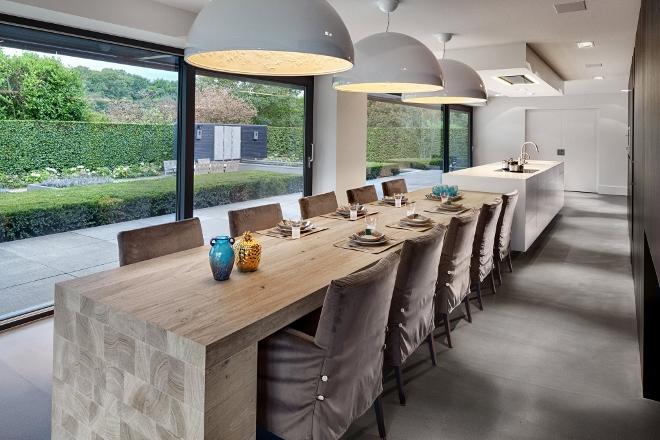 Culimaat ligna designkeuken product in beeld startpagina voor keuken idee n uw - Keukentafel corian ...