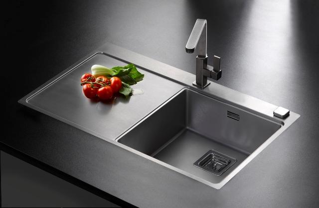 Spoelbak Reginox Nevada  Product in beeld  Startpagina voor keuken ideeën  ~ Wasbak Zeefje_223726