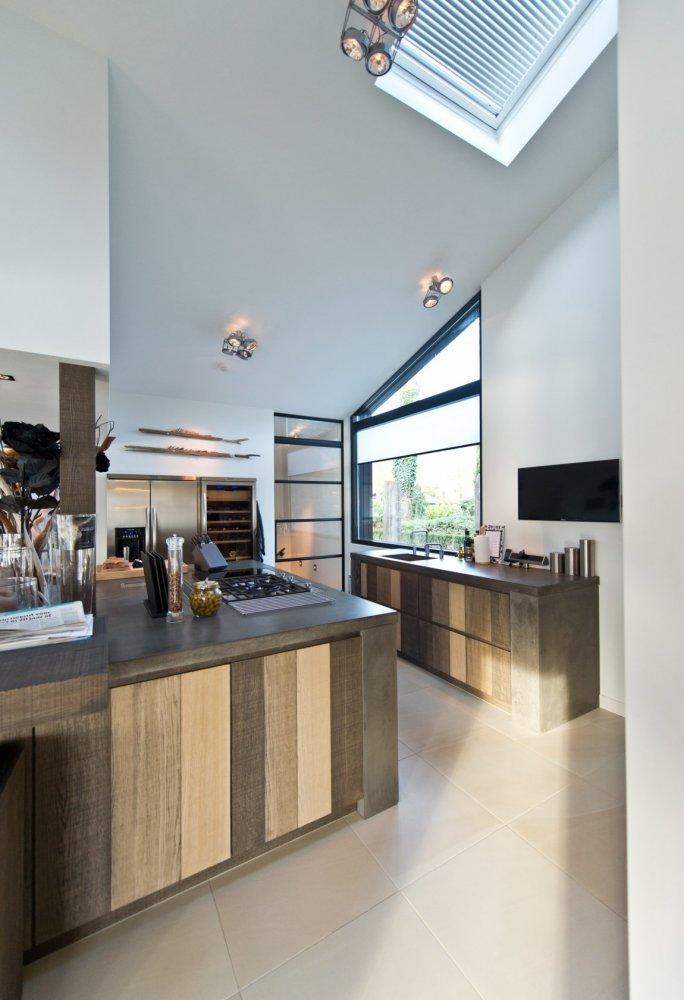 keuken tegels breda : Tieleman Keuken Model Glasgow 3 Kleuren Eiken Product In
