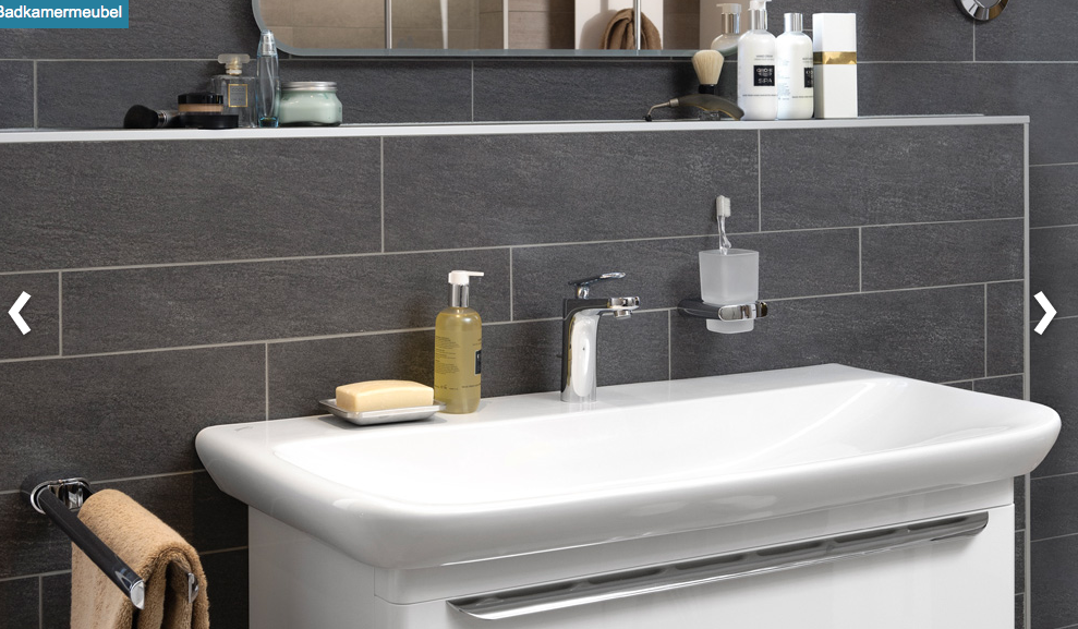 Stuc Plafond Badkamer ~   badkamer  Product in beeld Startpagina voor badkamer idee?n  UW