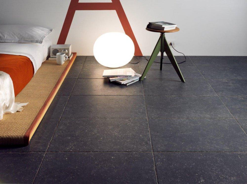 kol tegels natuursteen en hout look product in beeld