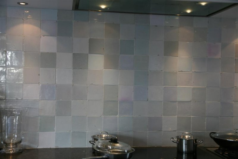 Keuken wandtegels oud hollands: keuken wandtegels witjes tableau met