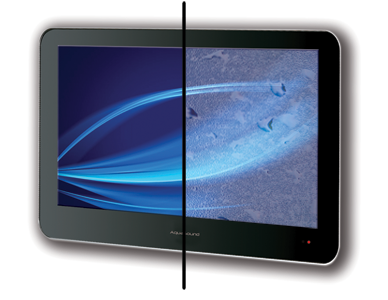 Inbouwradio Badkamer Usb : Aquasound badkamer tv led inch badkamer ideeën uw badkamer