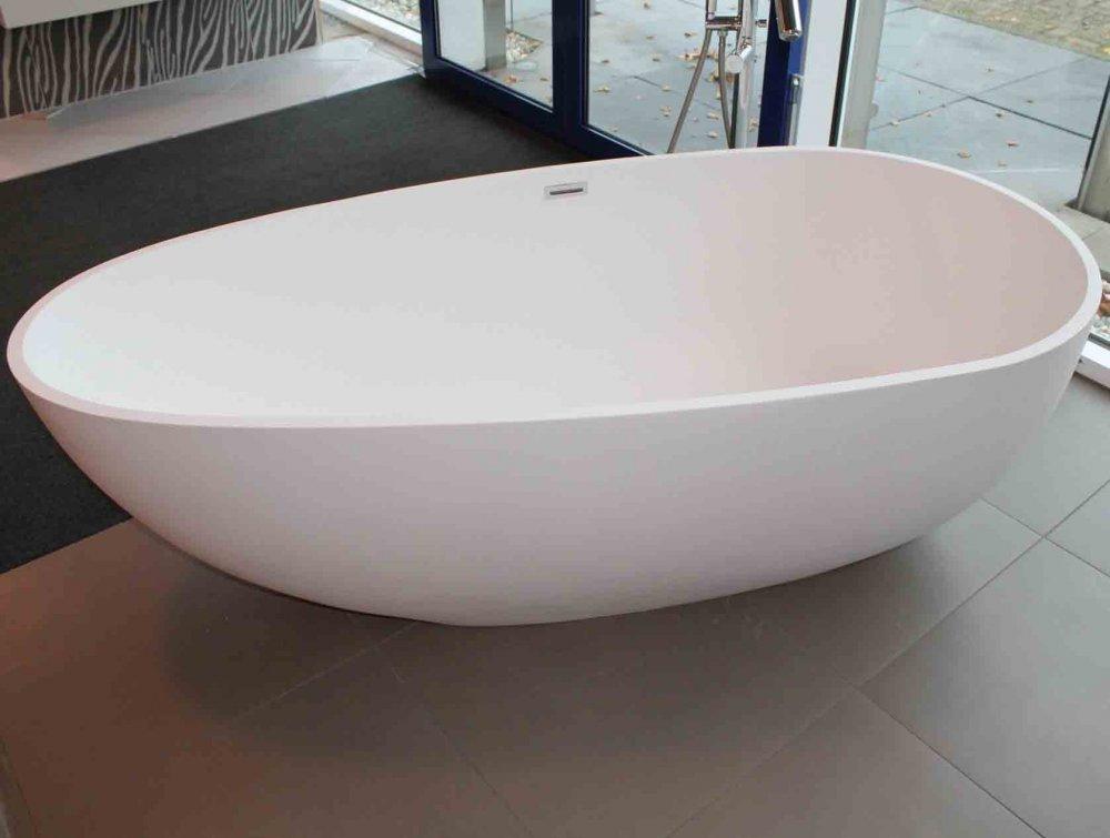 Vrijstaande Baden Luca Vasca Solid Surface Product In