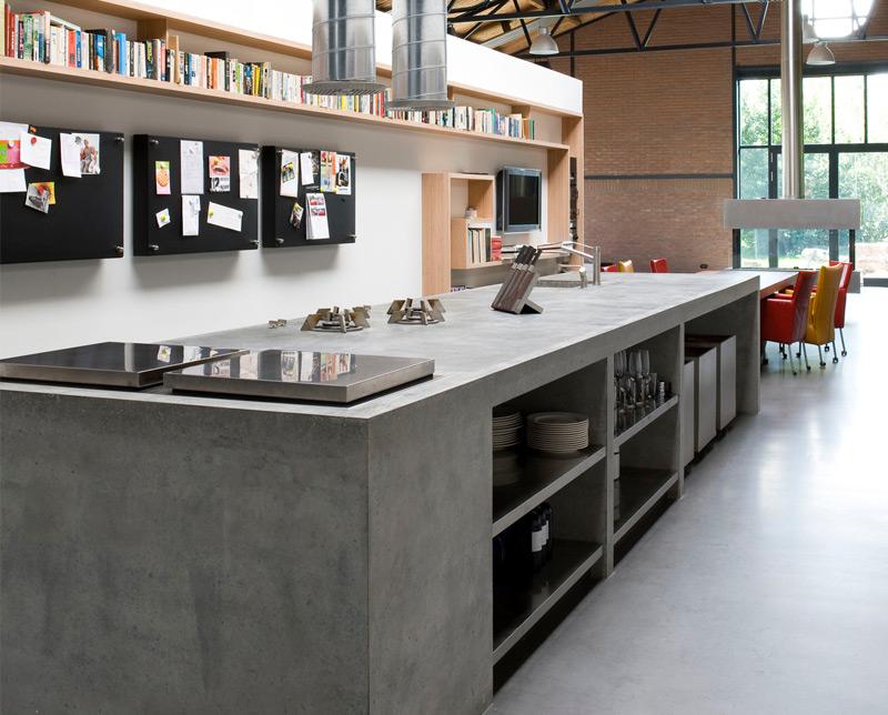 Blauwstaal Keuken : Ornell keukens – Product in beeld – Startpagina voor keuken idee?n