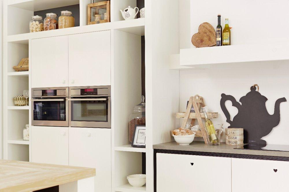 Riverdale Keuken wit - Product in beeld - Startpagina voor keuken ...