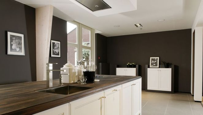 Houten Werkblad Keuken : Dekker werkblad massief edelhout product in beeld startpagina