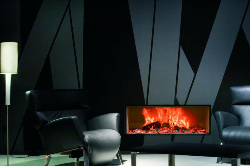 kal fire heat pure 120 gesloten houthaard uw woonidee. Black Bedroom Furniture Sets. Home Design Ideas