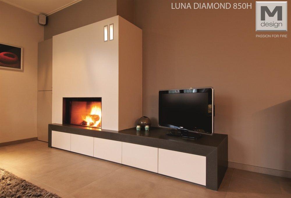 m design liftdeurhaard luna diamond horizontaal product in beeld startpagina voor haarden en. Black Bedroom Furniture Sets. Home Design Ideas