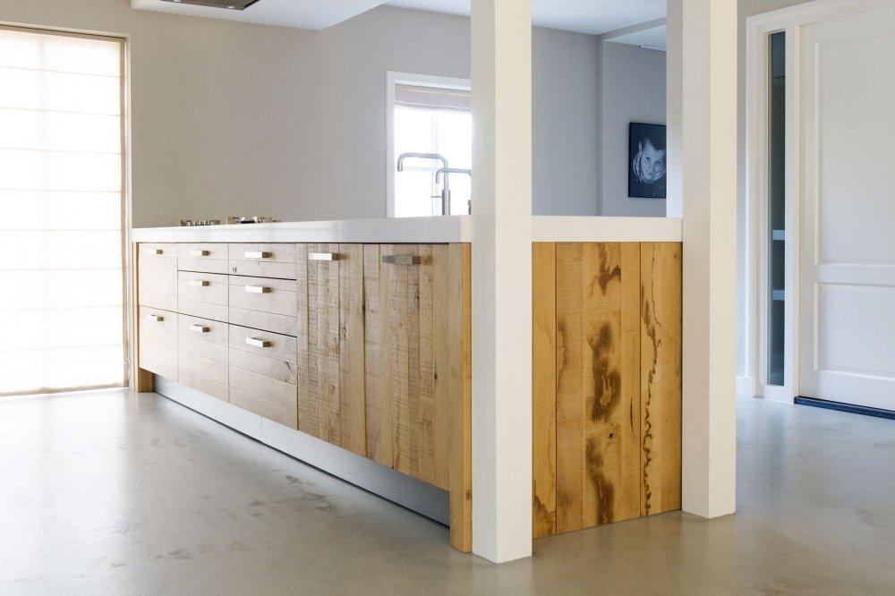 Ruw eiken keuken maatwerk jp walker product in beeld startpagina voor keuken idee n uw - Keuken licht eiken ...