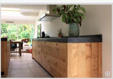 Moderne houten keukens van jp walker car interior design - Beeld van eigentijdse keuken ...